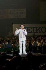 『東日本大震災復興支援チャリティーコンサート2015 長崎から東北へin日本武道館』に出演したさだまさし