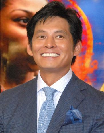 TBS系『世界陸上 2015北京』制作発表会見に出席した織田裕二 (C)ORICON NewS inc.