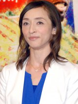 TBS系『世界陸上 2015北京』制作発表会見に出席した室伏由佳 (C)ORICON NewS inc.