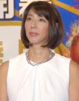 TBS系『世界陸上 2015北京』制作発表会見に出席した小谷実可子 (C)ORICON NewS inc.