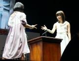 指原莉乃(右)、4年連続で『じゃんけん大会』予備戦敗退の瞬間(C)AKS