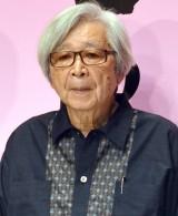 映画『母と暮せば』クランクアップ記者会見に出席した山田洋次監督 (C)ORICON NewS inc.
