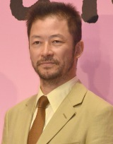 映画『母と暮せば』クランクアップ記者会見に出席した浅野忠信 (C)ORICON NewS inc.