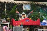 オープニングはDJ KOOが登場してMC3人とTRFの名曲を熱唱