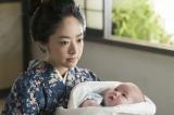 8月23日放送、第34回「薩長同盟!」養育係として忙しく働く美和(井上真央)。着物も一段と立派に(C)NHK