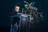 『ディズニー・レジェンド』授賞式でスピーチするジョージ・ルーカス