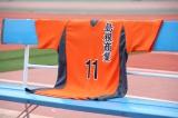 『24時間テレビドラマスペシャル「母さん、俺は大丈夫」』(22日放送)はHey!Say!JUMP・山田涼介演じる病魔に侵されたサッカー少年と周囲の仲間や家族との絆を描く(C)日本テレビ
