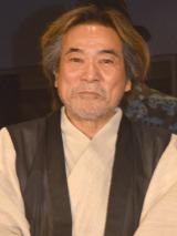 映画『死霊高校』公開直前試写イベントに出席した稲川淳二 (C)ORICON NewS inc.