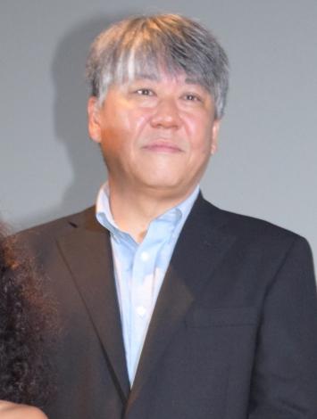 劇場版『猫侍 南の島へ行く』の完成披露イベントに出席した渡辺武監督 (C)ORICON NewS inc.
