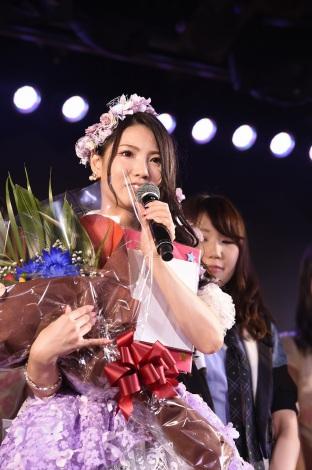 AKB48・倉持明日香卒業セレモニー(C)AKS