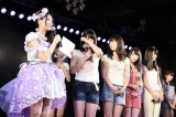 AKB48・倉持明日香卒業公演より(C)AKS