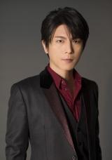 日本テレビ系10月スタートの土曜ドラマ『掟上今日子の備忘録』(後9:00)に出演する及川光博