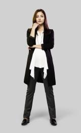 9月22日スタート、NHKの新ドラマ『デザイナーベイビー』に主演する黒木メイサ(C)NHK