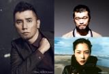 西川美和監督最新作『永い言い訳』主演は本木雅弘(左)、共演は竹原ピストル(右上)、深津絵里(右下)