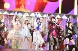 『AKB48真夏の単独コンサート in さいたまスーパーアリーナ〜川栄さんのことが好きでした〜』2日昼公演で8月25日に東京ドームで「第一回AKB48グループ大運動会」の開催が発表 (C)AKS