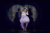 今月17日の卒業を控え、AKB48のライブで涙ながらに決意表明した倉持明日香 (C)AKS