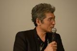 """ライブDVD&Blu-ray『KIKKAWA KOJI 30th Anniversary Live""""SINGLES+ RETURNS""""』特別先行上映会後のトークショーに出席した吉川晃司"""