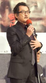 NHK『鬼と呼ばれた男 松永安左エ門』の完成試写会に出席した吉田鋼太郎 (C)ORICON NewS inc.