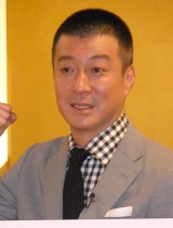 『BSスカパー!って知ってますか!?』発表記者会見に出席した加藤浩次 (C)ORICON NewS inc.