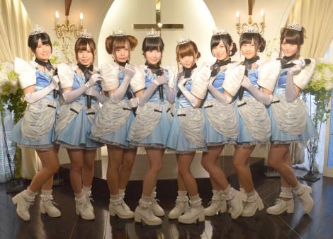 19日にメジャーデビューした放課後プリンセス (C)ORICON NewS inc.