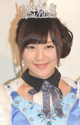 放課後プリンセスのメジャーデビュー記念イベントに出席した綾瀬美穂 (C)ORICON NewS inc.
