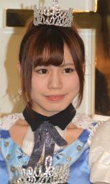 放課後プリンセスのメジャーデビュー記念イベントに出席した山口みらん (C)ORICON NewS inc.