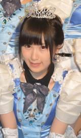 放課後プリンセスのメジャーデビュー記念イベントに出席した小田桐奈々 (C)ORICON NewS inc.