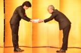 『第153回 芥川賞・直木賞』の贈呈式に出席した東山彰良氏 (C)ORICON NewS inc.
