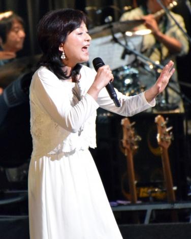 『風街レジェンド2015』初日公演に出演した太田裕美(C)ORICON NewS inc.