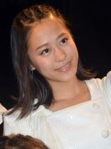 シングル「Oh my wish!/スカッとMy Heart/今すぐ飛び込む勇気」リリースイベントに出席したモーニング娘。'15・小田さくら (C)ORICON NewS inc.