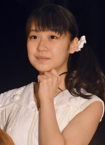 シングル「Oh my wish!/スカッとMy Heart/今すぐ飛び込む勇気」リリースイベントに出席したモーニング娘。'15・野中美希 (C)ORICON NewS inc.