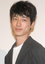 映画『at Home アットホーム』公開初日舞台あいさつに出席した坂口健太郎 (C)ORICON NewS inc.