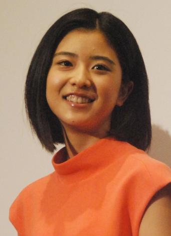 映画『at Home アットホーム』公開初日舞台あいさつに出席した黒島結菜 (C)ORICON NewS inc.