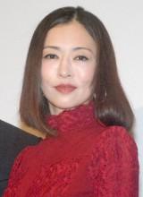 映画『at Home アットホーム』公開初日舞台あいさつに出席した松雪泰子 (C)ORICON NewS inc.
