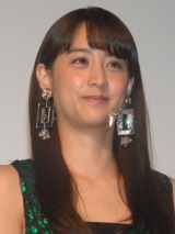 映画初主演の喜びを語った山本美月 (C)ORICON NewS inc.
