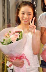 『ネクストヒロインオーディション 2015』で準グランプリの兵庫県出身・花田優里音さん