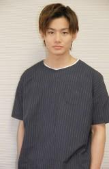 『台風のノルダ』で声優に初挑戦した野村周平 (C)ORICON NewS inc.
