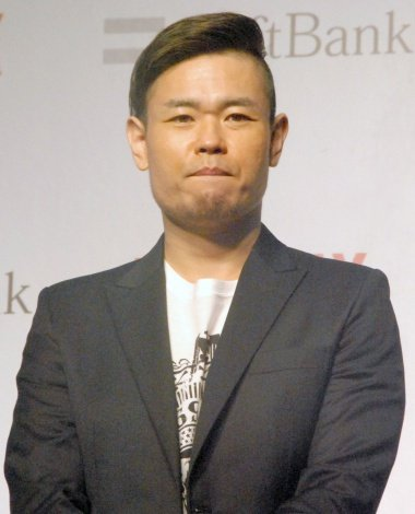 『ソフトバンク 新サービス発表会』に出席した品川祐 (C)ORICON NewS inc.