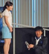 映画『シンデレラ』デジタル配信記念女子会に登場したスピードワゴン・小沢一敬 (C)ORICON NewS inc.