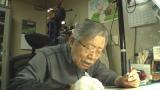 今年79歳 さいとう・たかを氏の漫画制作現場より(C)NHK
