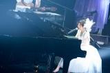 ピアノ弾き語りクラシックコーナーでも魅了した