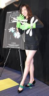 イザベラ役の過激なワードに怯むことなく演じきった藤原紀香 (C)ORICON NewS inc.