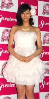 『Seventeen夏の学園祭 2015』西内まりや卒業式の模様 (C)ORICON NewS inc.