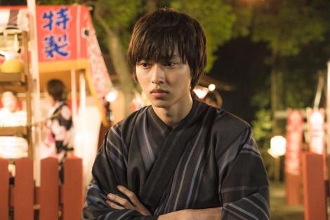 劇中では浴衣姿も披露する山崎賢人\u003d映画『ヒロイン失格』