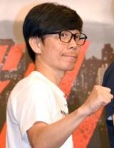 「Netflix日本上陸記念『デアデビル」日本最速上映イベント」に出席したバッファロー吾郎・竹若元博 (C)ORICON NewS inc.