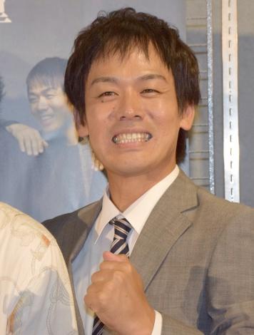 第15回『悪童』の東京公演初日前取材に出席したTEAM NACS・森崎博之 (C)ORICON NewS inc.