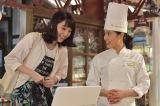 NHK連続テレビ小説『まれ』8月31日放送回から飯豊まりえ(左)がレギュラー加入 (C)NHK