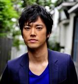 TBS・WOWOW共同制作ドラマ『MOZUスピンオフ〜大杉探偵事務所』に出演する桐谷健太