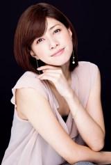 10月スタートの日本テレビ系新連続ドラマ『偽装の夫婦』に出演する内田有紀