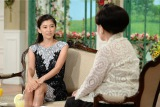8月27日放送、テレビ朝日系『徹子の部屋』に篠原涼子(左)が初登場(C)テレビ朝日